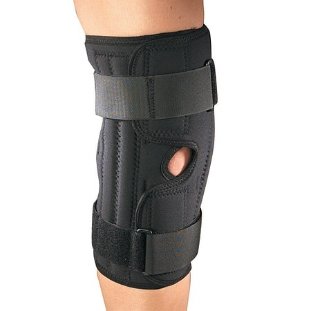 OTC Professional Orthopaedic Knee Stabilizer Wrap With Spiral Stays XXXX-Large
