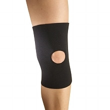 Champion Professional Neoprene Knee Support with Open Patella Small