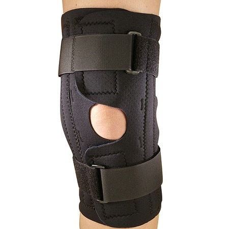 Champion Professional Neoprene Knee Stabilizer Wrap with Spiral Stays XX-Large