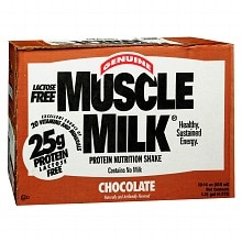 CytoSport Muscle Milk Protein Nutritional Shakes 12 Pack Chocolate