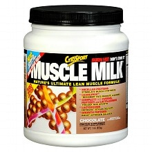 CytoSport Muscle Milk Lean Muscle Formula Protein Supplement Powder Chocolate