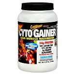CytoGainer Lean Muscle Maximizer Protein Supplement PowderVanilla Shake