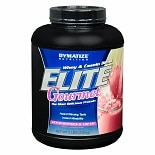 Dymatize Nutrition Elite Gourmet Protein Dietary Supplement Powder Strawberries & Cream
