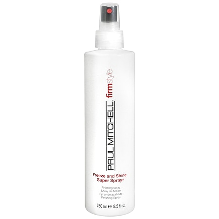 Paul Mitchell Firm Style Freeze and Shine Super Spray 8.5 oz