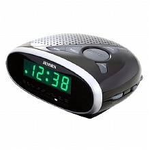 AM/FM Clock Radio