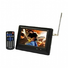7-inch Portable Digital TFT Color LCD TV