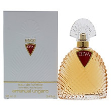 Ungaro Diva Eau de Toilette Spray 3.4 oz