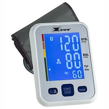 Zewa UAM-880 Deluxe Automatic Blood Pressure Monitor with Advanced Average Function