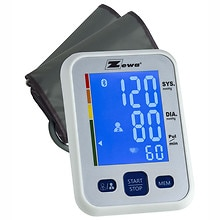 Zewa UAM-880DC Deluxe Automatic Blood Pressure Monitor with 2 Cuffs