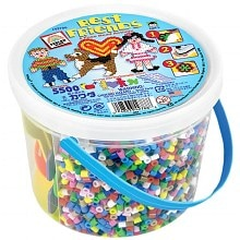 Perler Beads Fuse Bead Activity Bucket Best Friends