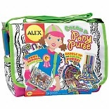 Alex Color a Pony Purse Kit