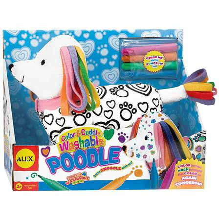 Alex Color and Cuddle Washable Kit