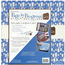 Cropperware Page in Progress Box