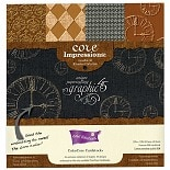 Darice Core'dinations Graphic 45 Cardstock Assortment 12 inch x 12 inch Timeless Collection
