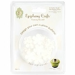 Epiphany Crafts Button Studio Self-Adhesive Buttons Flower 20