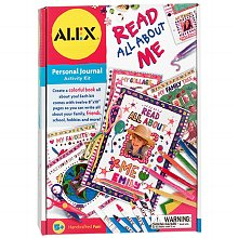 Alex Read All About Me Journal Kit