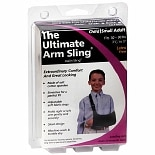The Ultimate Arm Sling Child/Small AdultBlack