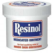 Resinol Topical Analgesic/Skin Protectant Medicated Ointment 1.25oz