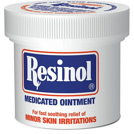 Resinol Topical Analgesic/Skin Protectant Medicated Ointment 3.30oz