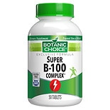 Super B-100 Complex Dietary Supplement Tablets