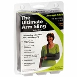 The Ultimate Arm Sling Average AdultBlack