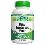 Botanic Choice Beta-Sitosterol Plus Dietary Supplement Capsules