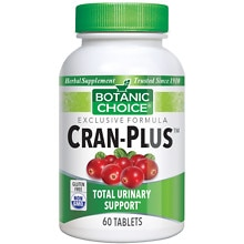 Cran-Plus Herbal Supplement Tablets