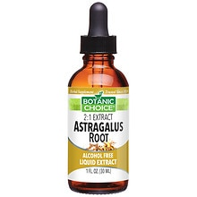 Botanic Choice Astragalus Root Herbal Supplement Liquid