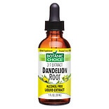 Botanic Choice Dandelion Root Herbal Supplement Liquid