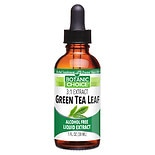 Green Tea Leaf Herbal Supplement Liquid