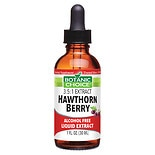 Botanic Choice Hawthorn Berry Leaf & Flower Herbal Supplement Liquid