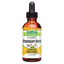 Eyebright Herb Herbal Supplement Liquid