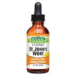 Botanic Choice St. John's Wort Herbal Supplement Liquid
