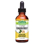 Botanic Choice Ginger Root Herbal Supplement Liquid
