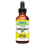 Botanic Choice Lemon Balm Herbal Supplement Liquid