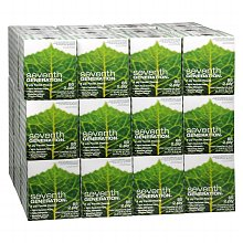 Seventh Generation Facial Tissue 36 Pack