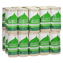 Seventh Generation Paper Towels Single Roll 30 Pack