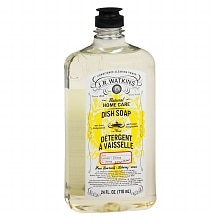 Natural Home Care Dish Soap, Lemon