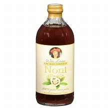 Raw Aged Hawaiian Noni Juice Nutritional Supplement