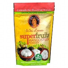 Super Fruits Powder Dietary Supplement Mangosteen
