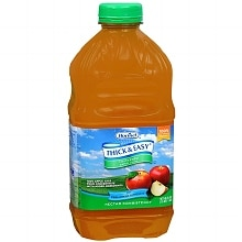 Hormel Thick & Easy Thickened Apple Juice Nectar Consistency
