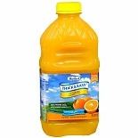 Thick & Easy Thickened Orange Juice Honey Consistency 48 oz Bottles