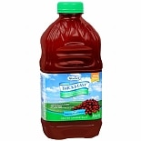 Hormel Thick & Easy Thickened Juice Blend Nectar Consistency Cranberry
