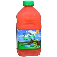 Thick & Easy Thickened Drink Nectar Consistency, Kiwi Strawberry