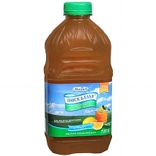 Hormel Thick & Easy Thickened Ice Tea Drink Nectar Consistency