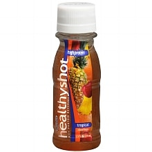 Hormel Healthy Shot High Protein Beverage Tropical