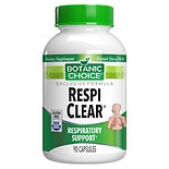 Botanic Choice Respi Clear Herbal Supplement Capsules