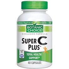 Super C Plus Dietary Supplement Capsules