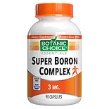 Boron Complex 3 mg Dietary Supplement Capsules