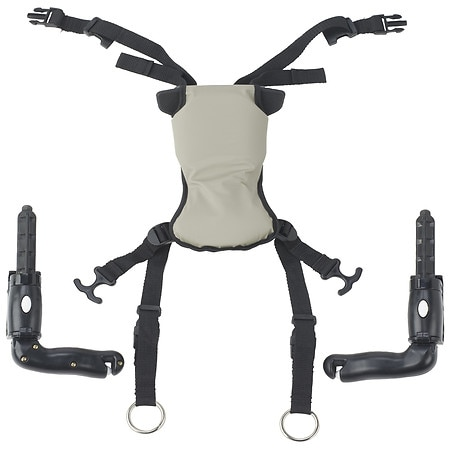 Wenzelite Rehab Hip Positioner and Pad for Trekker Small